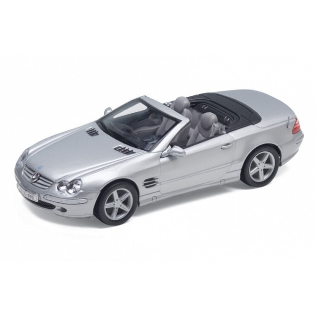 22437W, Машинка  1:24 Mercedes-Benz SL-500 ( коллекцион ),