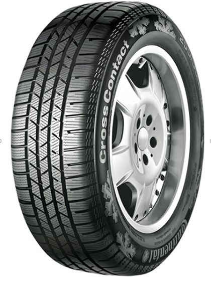 235/55R19 6002007883, Шина зимняя Continental CrossContact Winter 235/55R19 101H,