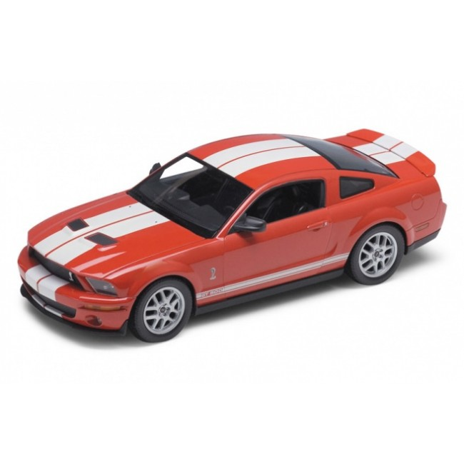 22473W, Машинка 1:24 shelby cobra (red),