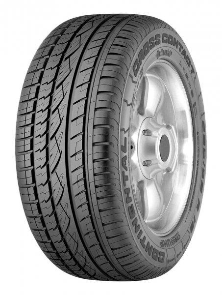 255/55 R19 111H, Шины летние Continental CrossContact UHP,