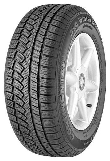 255/50 R19 Conti 4x4, Шины - зимние conti tl 4x4 winter 107v xl,